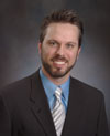 Photo of Garett A. Begeman, MD