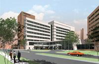 Picture of the Toledo Children's Hospital