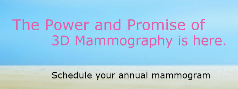 3D Mammography, tomosynthesis