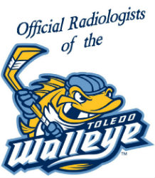 official radiologist of toledo walleye